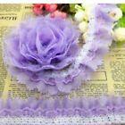 Chiffon Wedding Dress Lace Sewing Trims