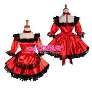 Satin Maids Dress