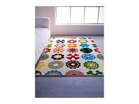 Brand new Ikea Lusy Blom rug