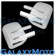 Silverado Chrome Tow Mirrors