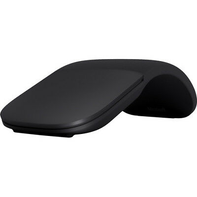 NB Microsoft Surface Bluetooth Wireless Arc Mouse ELG-00001 BLACK