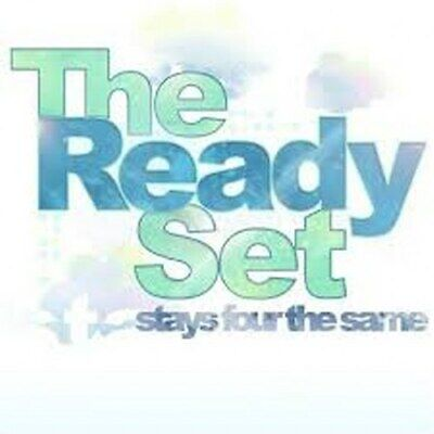 Stays Four the Same [EP] - The Ready Set