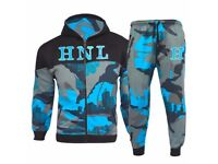 ** BOYS DESIGNER TRACKSUITS IN 2 COLORS FOR SALE **