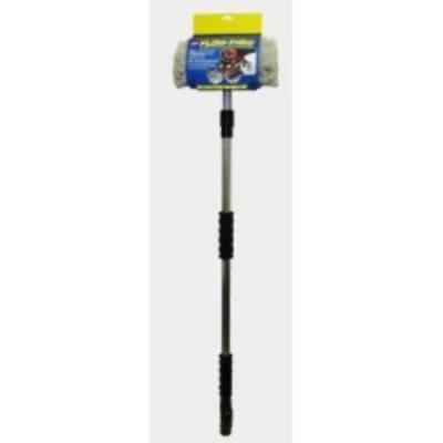 Carrand 93072 Flow Through All Side Wash Brush 10 Wide With Variable Water