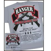 Army Ranger Shirt