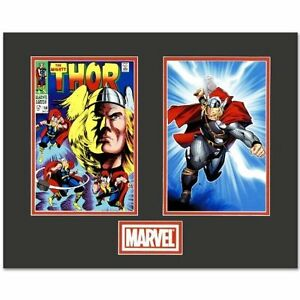 Thor Matted LIMITED EDITION Lithocel Diptych