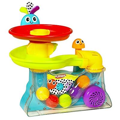 Playskool Explore 'N Grow Busy Ball Popper Musical Toy; Pr