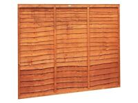 Wanted fence panels for free (posts boards fencing wood)