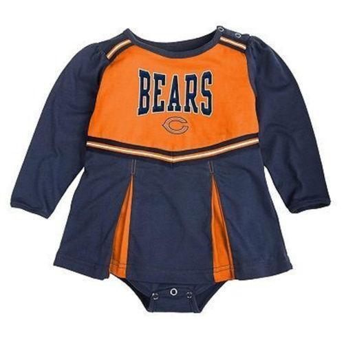Chicago Bears Baby Girl Ebay
