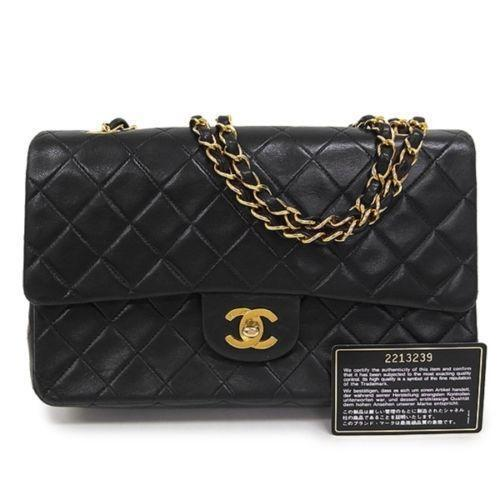6462338736badd Chanel Chain Bag: Women's Handbags   eBay
