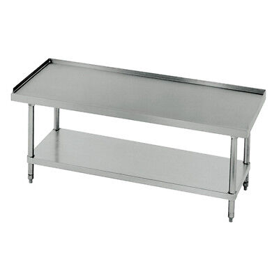 16 Gauge Stainless Steel Equipment Stand - 60wx30d