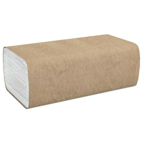 """Cascades PRO H110 250/PK 16/CT 9""""x9.45"""" 1-Ply Folded Paper Towels White New"""