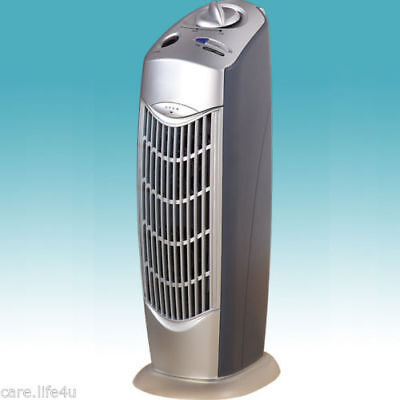 IONIC AIR PURIFIER FRESH BREEZE IONS IONIZER UV LIVING HOME PRO CLEANER IONIZER