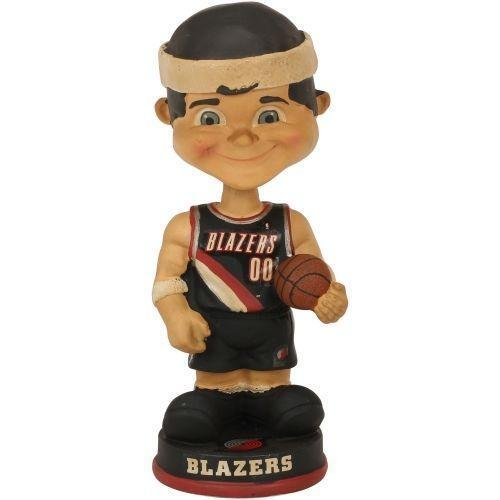 Blazers Mascot: Blazers Bobblehead