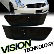 G35 Coupe Side Marker