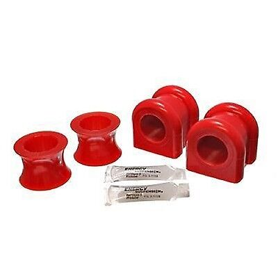 - Energy Suspension Sway Bar Bushings Front Polyurethane Red Dodge Kit