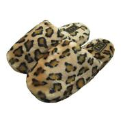 Mens Fuzzy Slippers