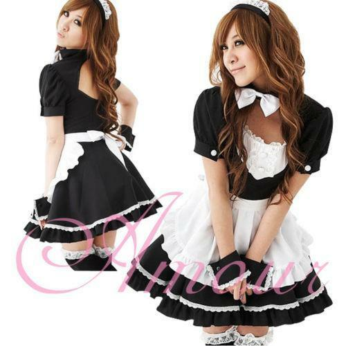 black-teen-maid