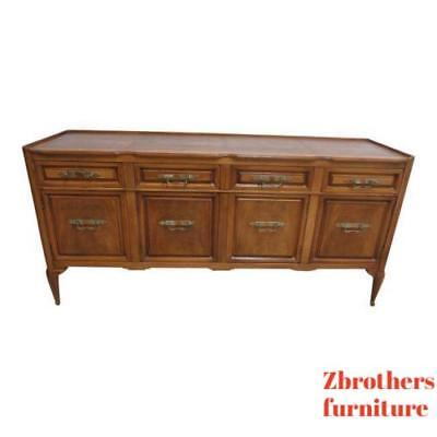 Mid Century Mastercraft Regency Server Sideboard Buffet Console vintage