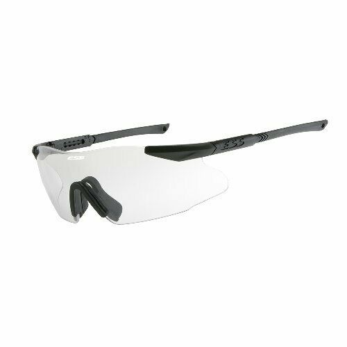 USGI Military ESS Ice Naro Ballistic Shooting Safety Glasses w/ Clear Lens GOOD