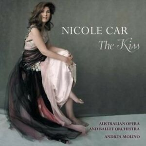 The Kiss Nicole Car / Australian Opera and Ballet Orchestra/ NEW&SEALED