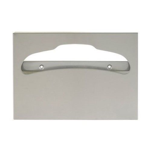 Bobrick B-3013 Stainless Steel Recessed Toilet Seat Cover Dispenser