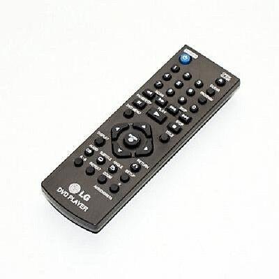 New Factory Original LG DVD Player Remote Control AKB3365951