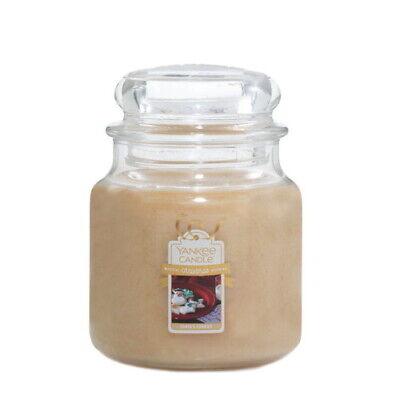 "Yankee Candle Magical Christmas ""Santa's Cookies"" Medium 14.5oz Jar Candle / NEW"