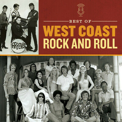 Various Artists - The Best Of West Coast Rock & Roll [New