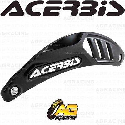 Acerbis X-Exhaust Black Front Pipe Exhaust Guard For KTM EXC-F SX-F 2012-2020