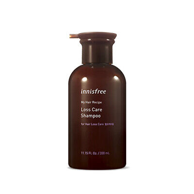 [innisfree] My Hair Recipe Loss Care Shampoo 330ml Auction