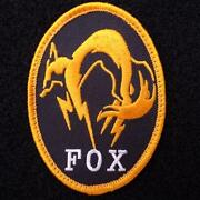 Fox Patch