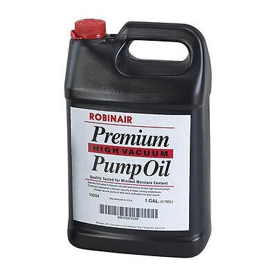 Robinair 13204 One Gallon Premium Vacuum Pump Oil
