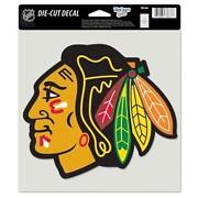 Chicago Blackhawks Decals