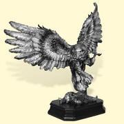 Adler Statue