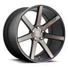 17x8 Concave Wheels Wheels