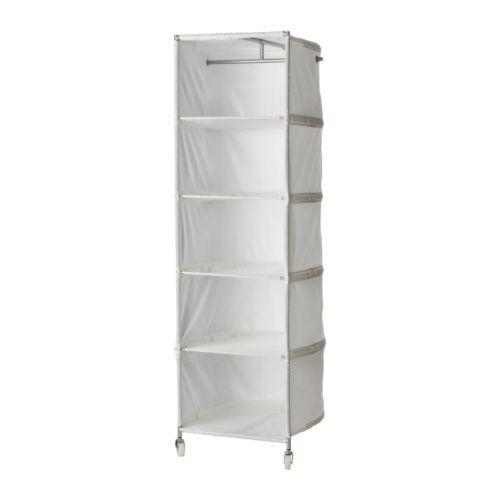 Ikea ps wardrobe tidy x 2