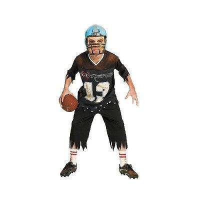 QUARTERBACK ATTACK Boys Small Football Player Costume Mask Child Kids Sports - Child Football Costume