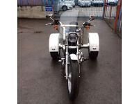 2008 Harley Davidson Trike XL 883l Sportster