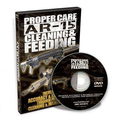 DVD Proper Care AR-15 Cleaning & Feeding 7831