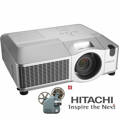 Hitachi CP-X505 Full 3D HD Ready (3500 ANSI, XGA 1000:1) 3LCD VGA>HDMI Projector
