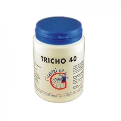 Pigeon Product - Tricho 40 - ronidazole 40mg - canker - by Giantel - Treatment