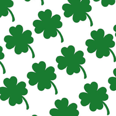 20 Shamrock Stickers for Decal Home Decor Wall Window Room Envelope party - Wall Decorations For Parties