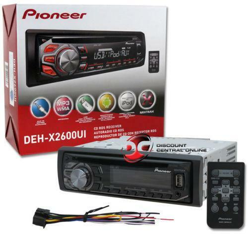 Car Stereo Used Ebay