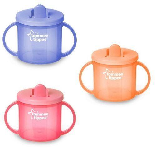Baby Products 2 Packs Tommee Tippee First Cup Purple