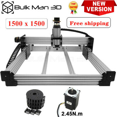 Newest 1515 4Axis Workbee CNC Router Machine Kit with Tingle