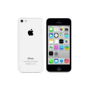 Iphone 5C white 8gb FIDO