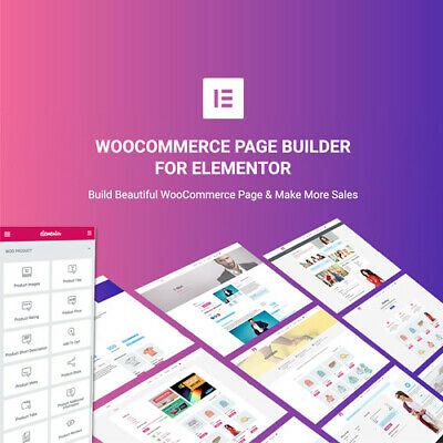 Woocommerce Page Builder For Elementor - Gpl Wordpress Plugins And Themes