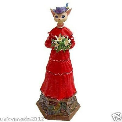 Studio Ghibli The Cat Returns Whisper of the Heart LUISE Music Box Figure Louise