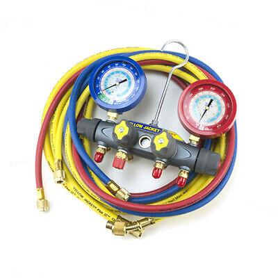 Yellow Jacket 46048 Brute Ii Test Charge Manifoldfc